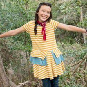Matilda Jane Sun Shiny Days Yellow 435 Dress 14